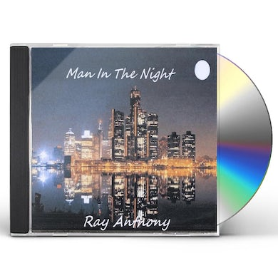 Ray Anthony MAN IN THE NIGHT CD