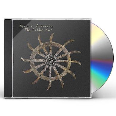 Marisa Anderson GOLDEN HOUR CD