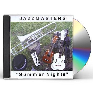 Jazzmasters SUMMER NIGHTS CD