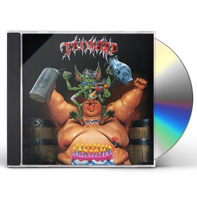 Tankard B-DAY CD