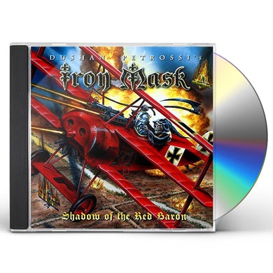 Iron Mask SHADOW OF THE RED BARON CD