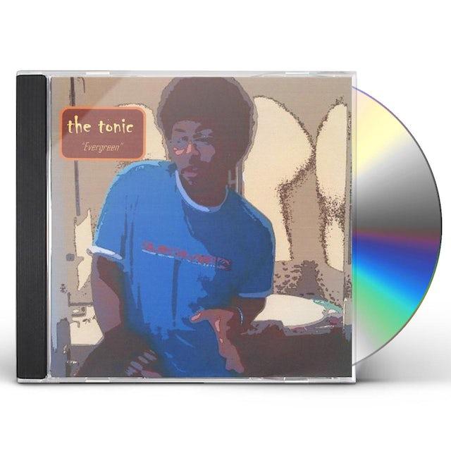 Tonic EVERGREEN CD