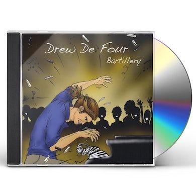 Drew De Four BARTILLERY CD