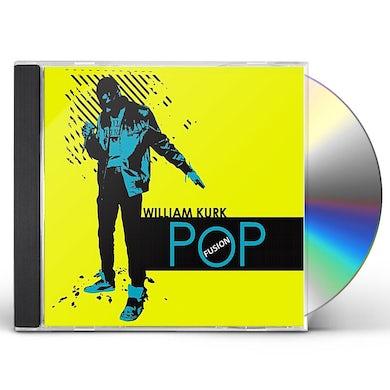 William Kurk POP FUSION CD