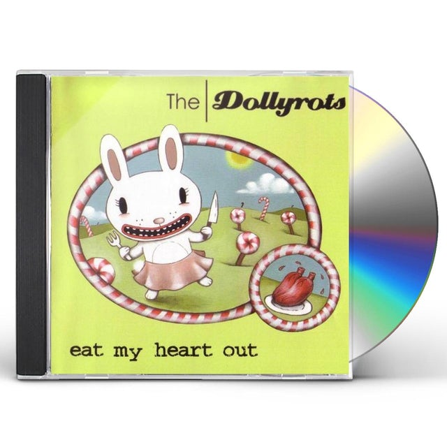 Dollyrots EAT MY HEART OUT CD