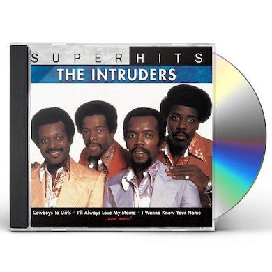 Intruders SUPER HITS CD