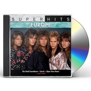 Europe SUPER HITS CD