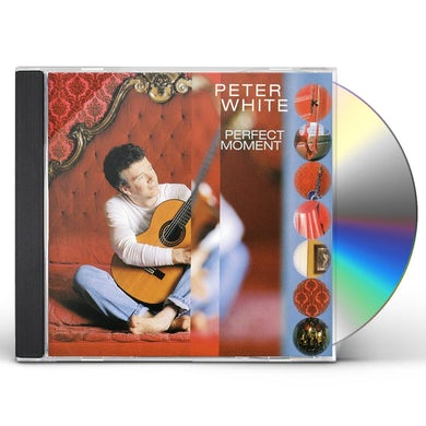 Peter White PERFECT MOMENT CD