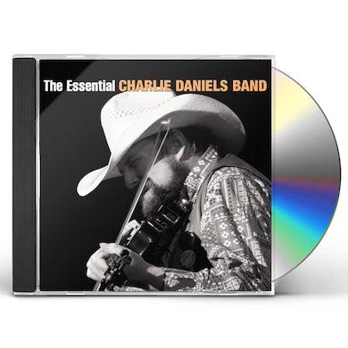 ESSENTIAL CHARLIE DANIELS CD