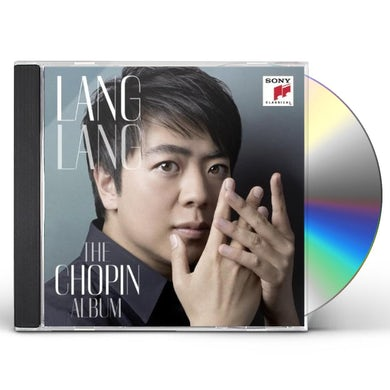 LANG LANG: THE CHOPIN ALBUM CD