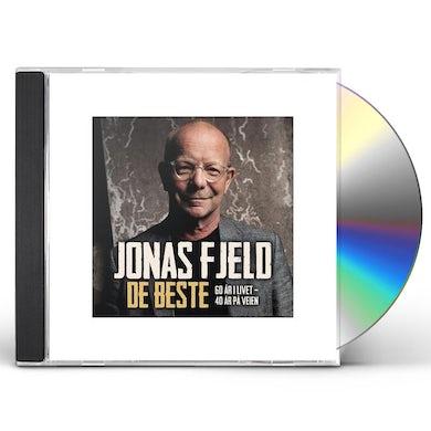 Jonas Fjeld DE BESTE 60 AR I LIVET 40 AR PA VEIEN CD