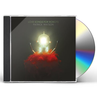Patrick Watson LOVE SONGS FOR ROBOTS CD