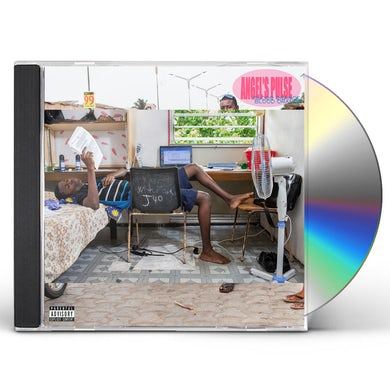 Blood Orange ANGEL'S PULSE CD