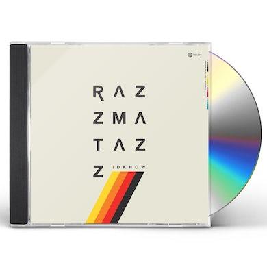 I DONT KNOW HOW BUT THEY FOUND ME RAZZMATAZZ CD