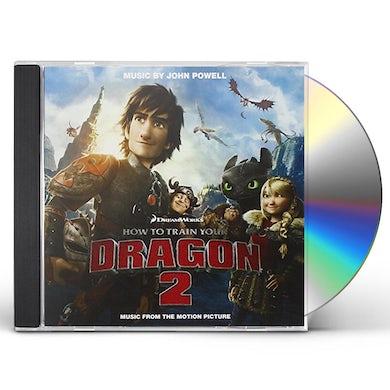John Powell HOW TO TRAIN YOUR DRAGON 2 (GERMAN VERSION) / Original Soundtrack CD