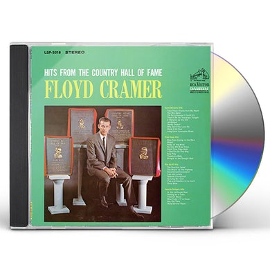 Floyd Cramer HITS FROM THE COUNTRY HALL OF FAME CD