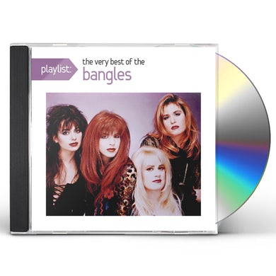 PLAYLIST: THE VERY BEST OF The Bangles CD