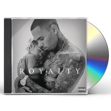 Chris Brown ROYALTY CD