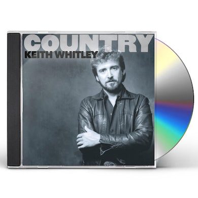 Keith Whitley COUNTRY CD