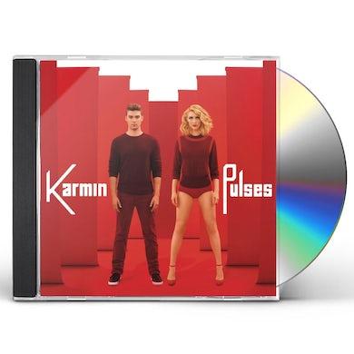 Karmin PULSES CD