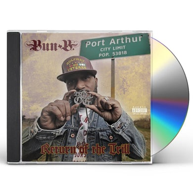 Return of the Trill CD