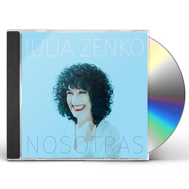 Julia Zenko NOSOTRAS CD