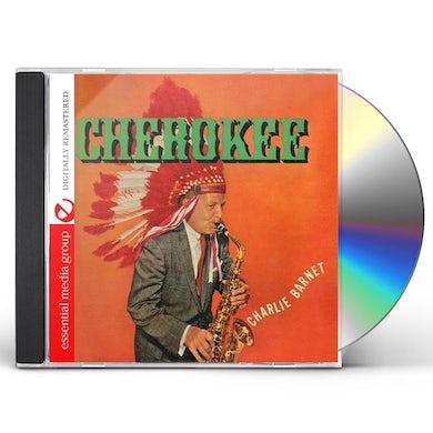 Charlie Barnet CHEROKEE CD