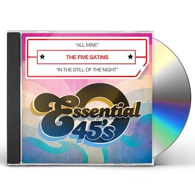 Five Satins ALL MINE CD