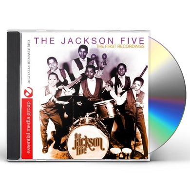 Jackson Five FIRST RECORDINGS CD