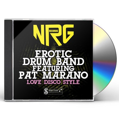 Erotic Drum Band LOVE DISCO STYLE CD