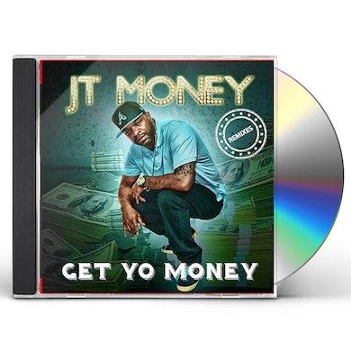 GET YO MONEY - REMIXES CD
