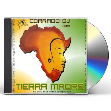 DJ Corrado TIERRA MADRE CD