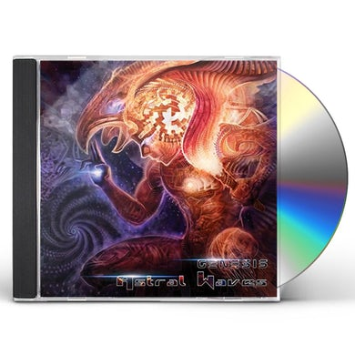 Astral Waves GENESIS CD