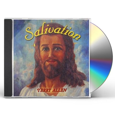 Terry Allen SALIVATION CD