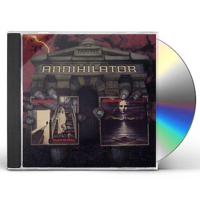 Annihilator ALICE IN HELL / NEVERLAND CD