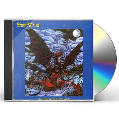 Saint Vitus MOURNFUL CRIES CD