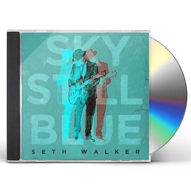 Seth Walker SKY STILL BLUE CD