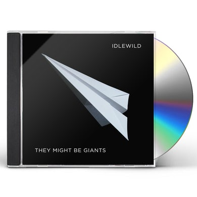 They Might Be Giants IDLEWILD: A COMPLIATION CD