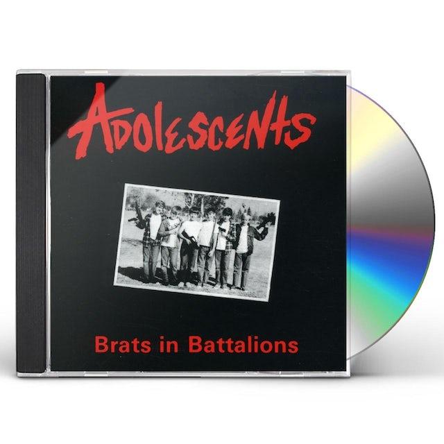 Adolescents BRATS IN BATTALI CD