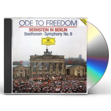 Leonard Bernstein IN BERLIN: ODE TO FREEDOM CD