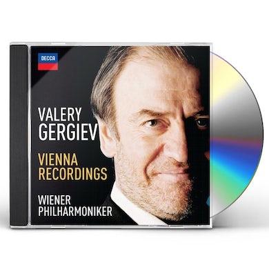 Valery Gergiev VIENNA RECORDINGS CD