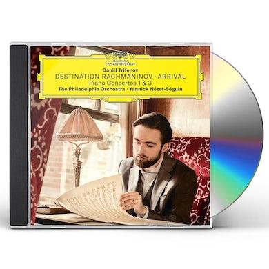 Daniil Trifonov Destination Rachmaninov - Arrival CD