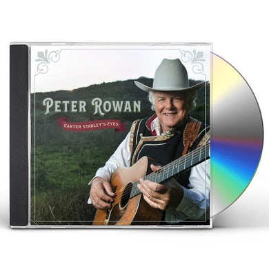 Peter Rowan Carter Stanley's Eyes CD