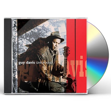 Guy Davis GIVE IN KIND CD