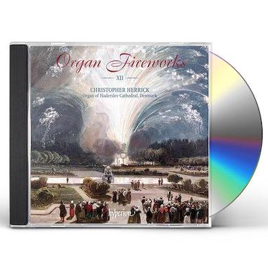 Christopher Herrick ORGAN FIREWORKS 12 CD
