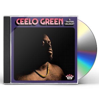 Ceelo Green Is Thomas Callaway CD