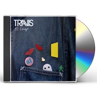 Travis 10 Songs CD