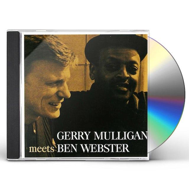 Gerry Mulligan MEETS BEN WEBSTER CD