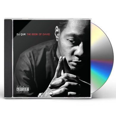 Dj Quik BOOK OF DAVID CD