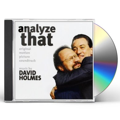 David Holmes ANALYZE THAT CD
